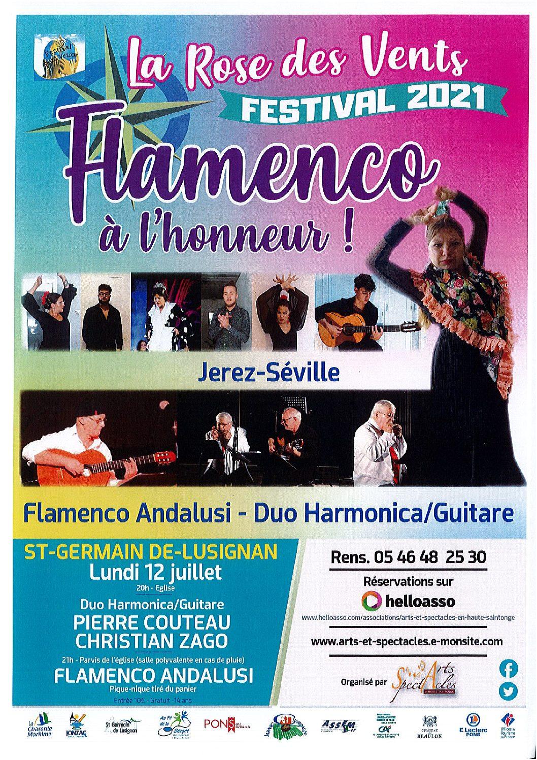 FLAMENCO – lundi 12 juillet